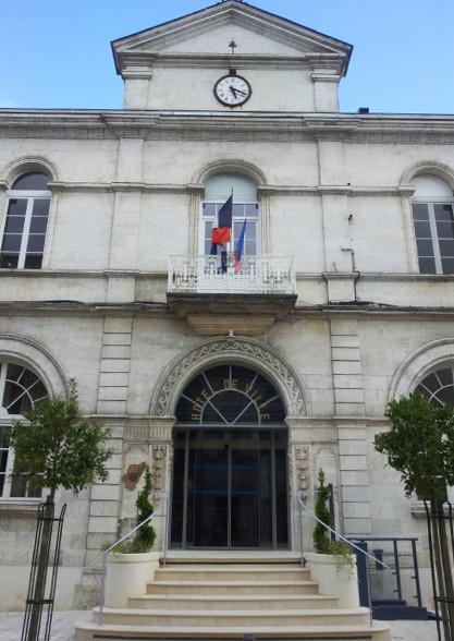 Mairie de Chalais